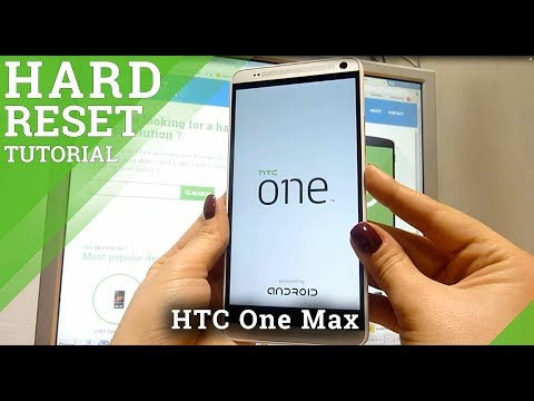 Hard Reset HTC One Max
