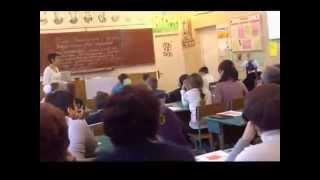 Майстер клас. Урок з образотворчого мистецтва. 5 клас
