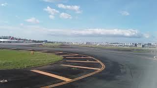 Landing in MNL Ninoy Aquino International Airport