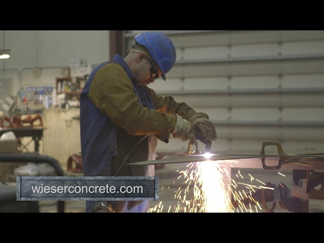 Manufacturing Marvels at  Wieser Concrete