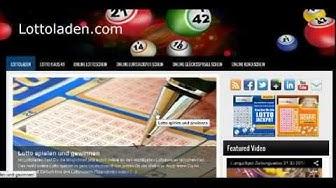 Lotto spielen im Lottokiosk auf Lottoladen.com