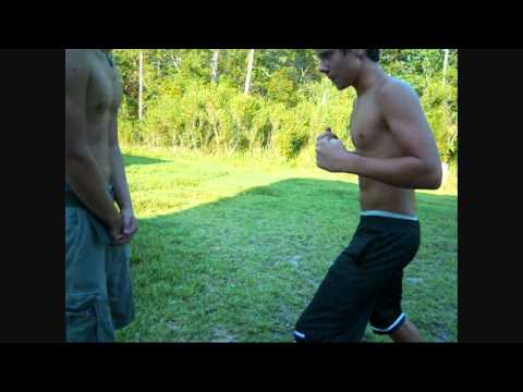 GUY TAKES CRAZY HARD PUNCHES TO HIS ABS  PART 3
