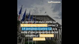 Prolongation du délai légal de l'avortement : l'IVG, 46 ans d'histoire en France