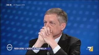 Pannella, Padellaro: Lacrime di coccodrillo di una politica ipocrita