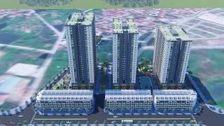 Chung cư khu nhà ở xã hội IEC Complex Tứ Hiệp Thanh Trì 2019