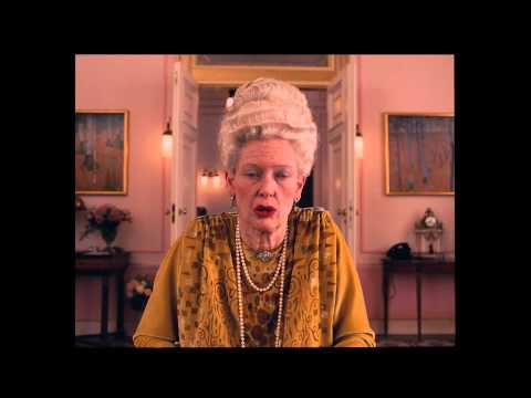 The Grand Budapest Hotel  Character Featurette 2014