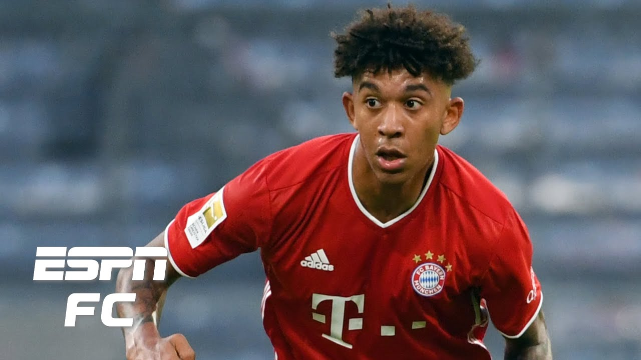 Bayern Munich still working out what to do with Chris Richards