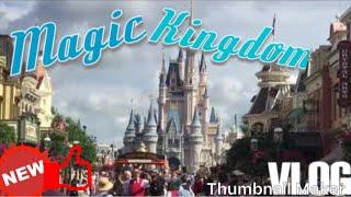 Going to Magic Kingdom