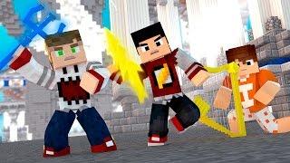 Minecraft: ESCADONA - ARMAS DE DEUSES ‹ AM3NlC ›