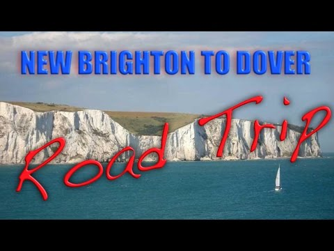 Road Trip From New Brighton To Dover