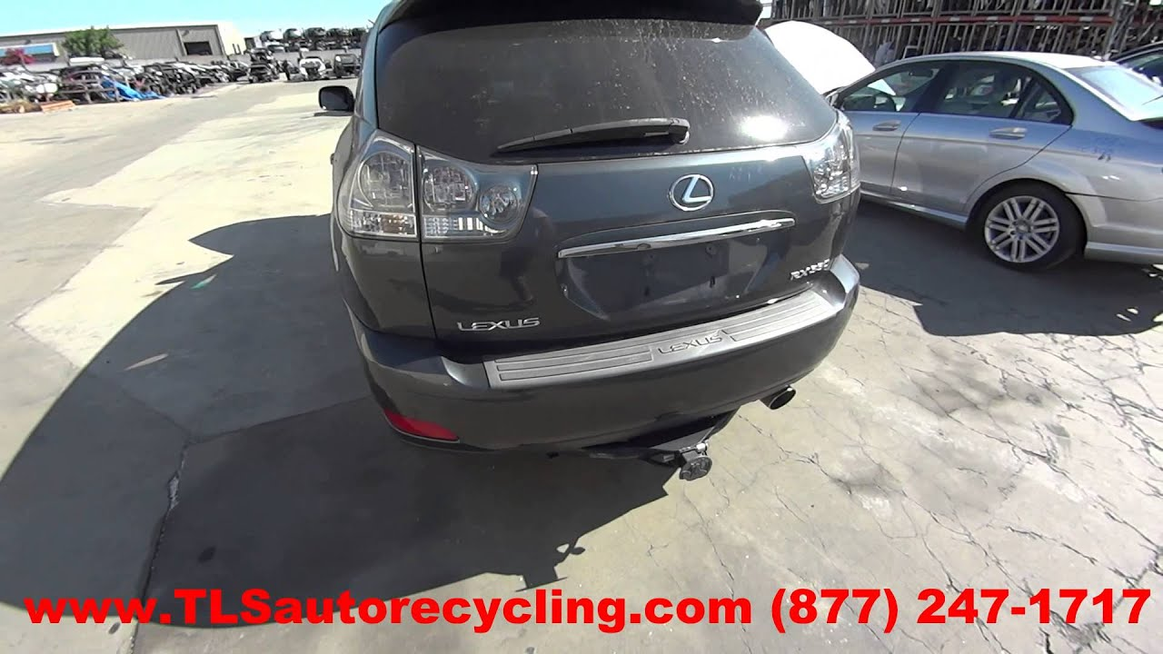 2004 Lexus RX330 Parts For Sale 1 Year Warranty