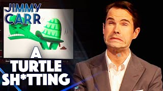 Jimmy Carr On Liverpool FC, Stephen Hawking & Wayne Rooney | Jimmy Carr: Being Funny