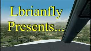 [HD][FS2004] Transavia flight HV5427 - Ldg at Pisa
