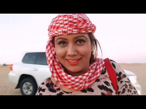 Dubai Desert Safari,Belly Dance & More with Mamta Sachdeva