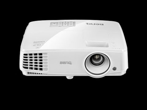 BenQ MS527P DLP Projector review after using 3 years