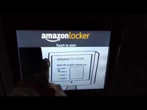 Amazon Locker Experience