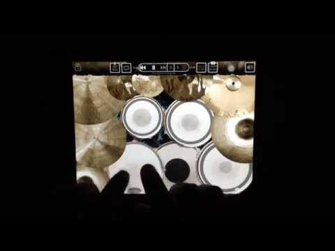 Dream Theater - The Dance of Eternity (Drum Cover on iPad)