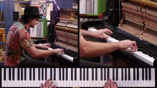 Paddy Milner Insane Rock and Roll Piano Performance   MusicGurus