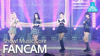 [예능연구소 4K] 블랙핑크 직캠 'Lovesick Girls' (BLACKPINK FanCam) @Show!MusicCore 201017
