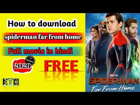 How To Download Spider Man Far From Home Full Movie In Hindi In HD | Easy Tech Hindi