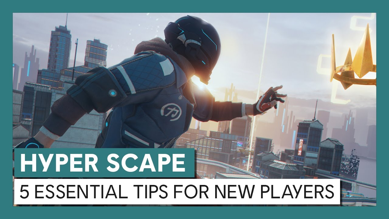 Hyper Scape: 5 Essential Tips For New Players