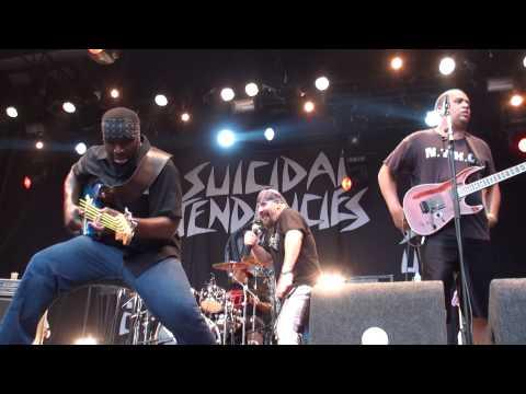 Suicidal Tendencies - Possessed to Skate WERFPOP LIVE 2013