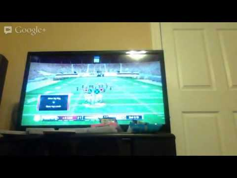 NCAA 13- Lets Play Episode 1 ft D Wise