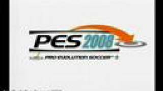Pro Evolution Soccer 2008 - ITALIANO - GAMEPLAY WII