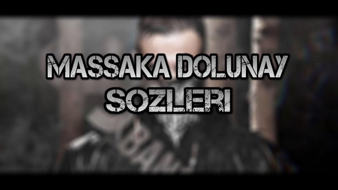 Massaka Dolunay Sozleri Lyrics Youtube