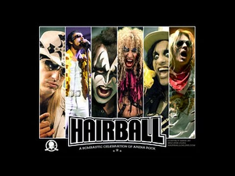 Hairball - The Ultimate 80's Rock n Roll Tribute Band