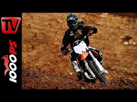 KTM Motocross Modelle 2016 Überblick   2-Takt SX und 4-Takt SX-F Foto