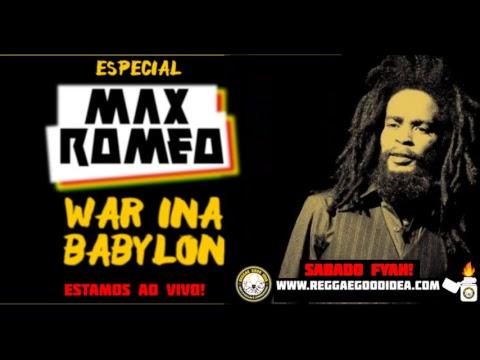 Reggae Good Idea - Sábado Fyah - Tribute to Max Romeo [24-11-2018]