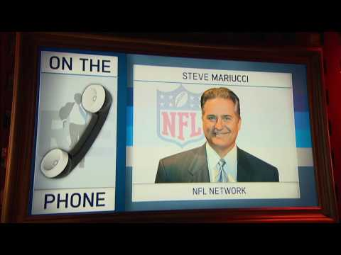 NFL Network Analyst Steve Mariucci on Derek Carr & The AFC West - 10/31/16