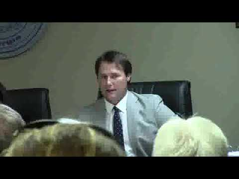 Salvageable material --County Attorney James Burchett