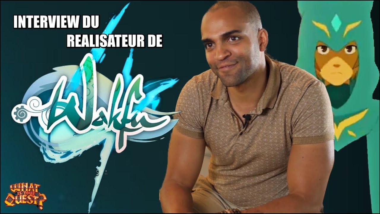 Download WAKFU,saison 4: interview du réalisateur.(What is your Quest?épisode#1)