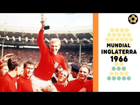 Lonnie Donegan  World Cup Willie Canción Oficial de Copa Mundial FIFA Inglaterra 1966