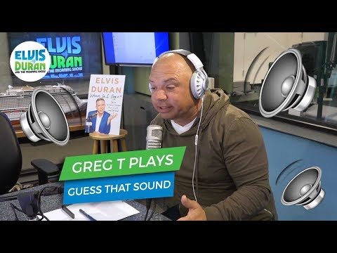 Did You Hear That Sound, Correctly? | Elvis Duran Exclusive