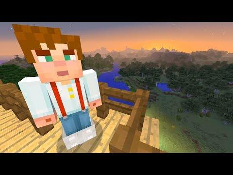 Minecraft Xbox - My Story Mode House - MY BABIES?!