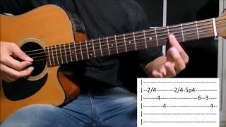Baixar Dona Maria - Thiago Brava e Jorge aula solos violão (como tocar)