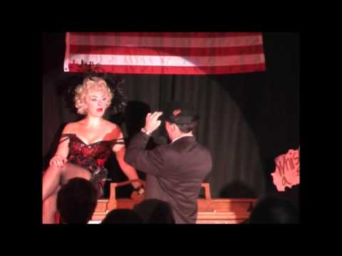 FRANK SINATRA & MARILYN MONROE LIVE:That 's America to Me!
