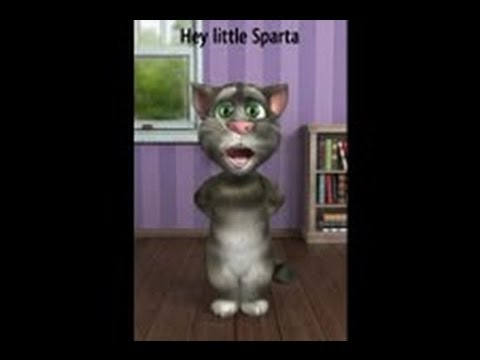 Talking Tom: Mean Kitty song