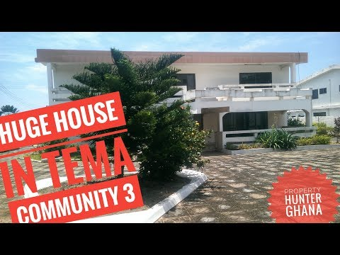 House In Tema Community 3, Accra Ghana FOR SALE