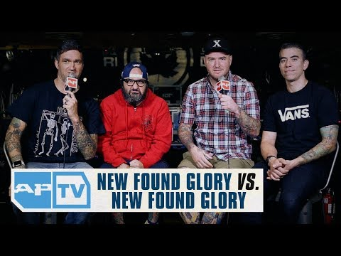 New Found Glory Reveal the Secret Song They Wrote for a Movie, Get Quizzed on NFG History