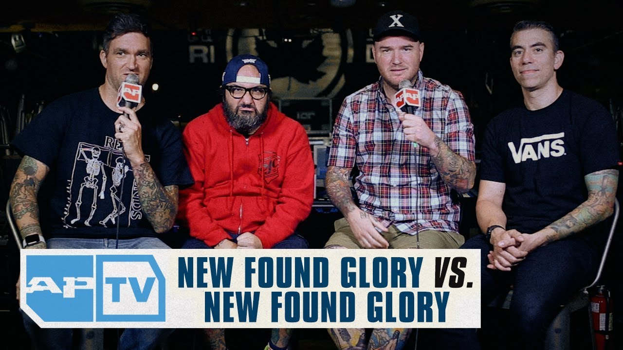 Sex and new found glory