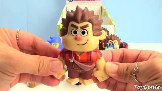 Wreck It Ralph Breaks The Internet Funko Mystery Minis