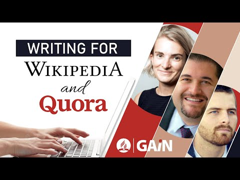 How To Be A Digital Missionary On Quora And Wikipedia