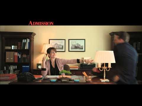 Trailer HD ADMISSION - 2013