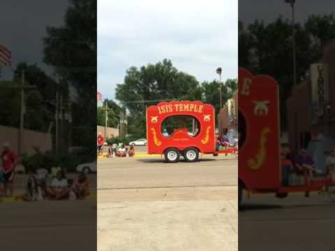 Central Kansas Free Fair parade