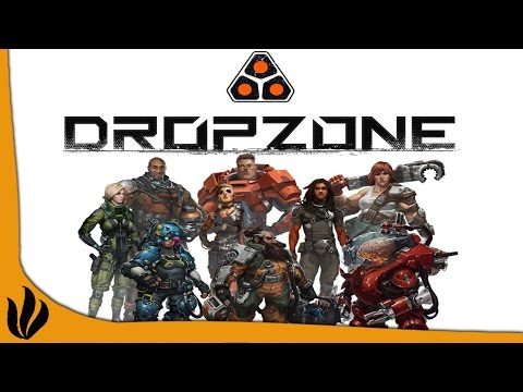 Dropzone FR - Un MOBA / RTS !