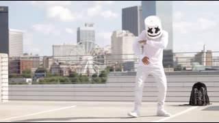 Marshmello Alone DANCE